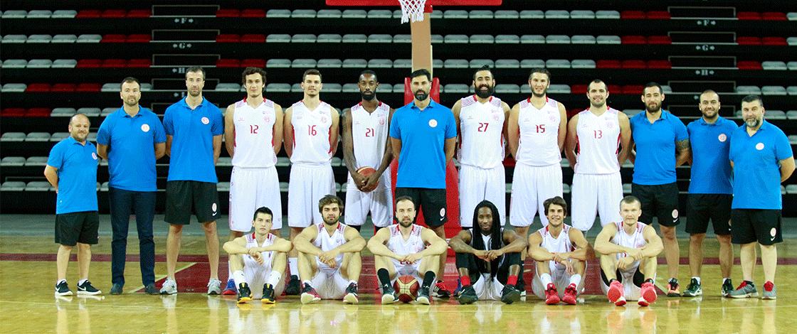 Antalyaspor Basketbol Takımı elendi