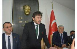 Korkuteli Belediye Başkanı Hasan Ali İrban oldu