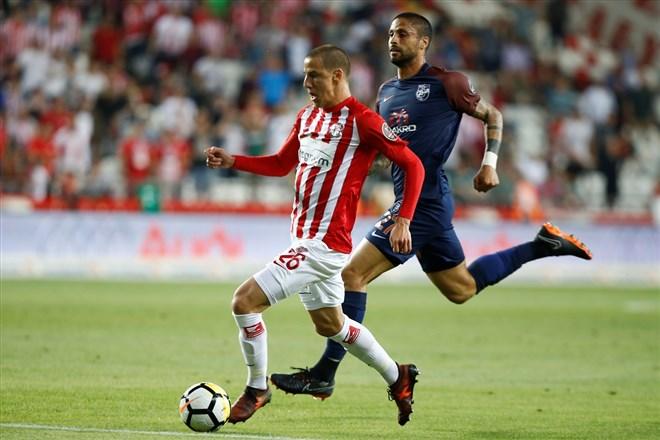 Antalyaspor – Başakşehir : 0-2