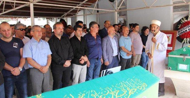 Gazeteci Murat Özgen'in acı günü
