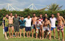 Ali Şafak Öztürk'ün oteline futbolcu akını!