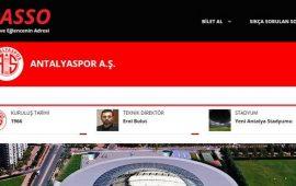 Passolig, Antalyaspor'un yeni teknik direktörünü açıkladı!