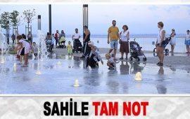 Sahile tam not