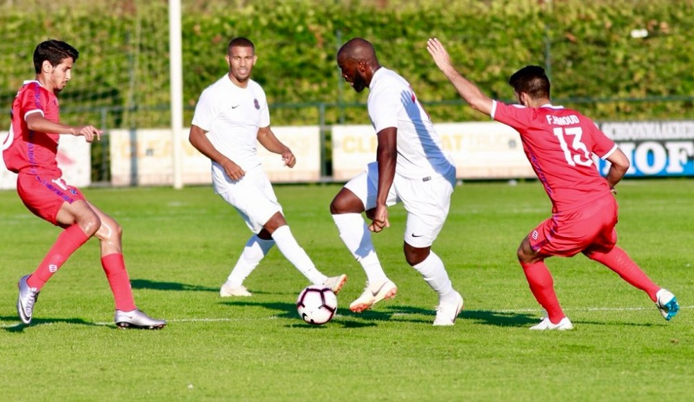 Antalyaspor'dan farklı prova