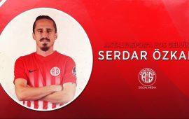 TRANSFER – Serdar Özkan, Antalyaspor'da !
