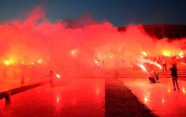Antalyasporlular günü kutlandı!