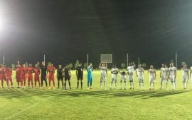 Antalyaspor hazırlık maçında Alanyaspor'a mağlup oldu