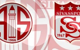 CANLI! Antalyaspor – Sivasspor