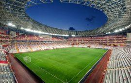 Antalya Stadyumu'nun kapasitesi artırılıyor