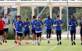 Antalyaspor'da 6 futbolcu süre alamadı