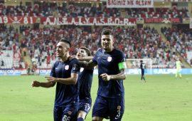 Antalyaspor – Sivasspor : 2-1