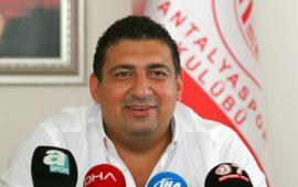 Ali Şafak Öztürk ilk basın toplantısını yaptı .. FLAŞ açıklamalar (VİDEO)