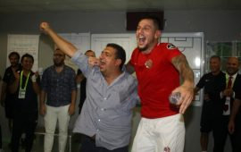 Ali Şafak Öztürk'ten Başakşehir maçı öncesi açıklama