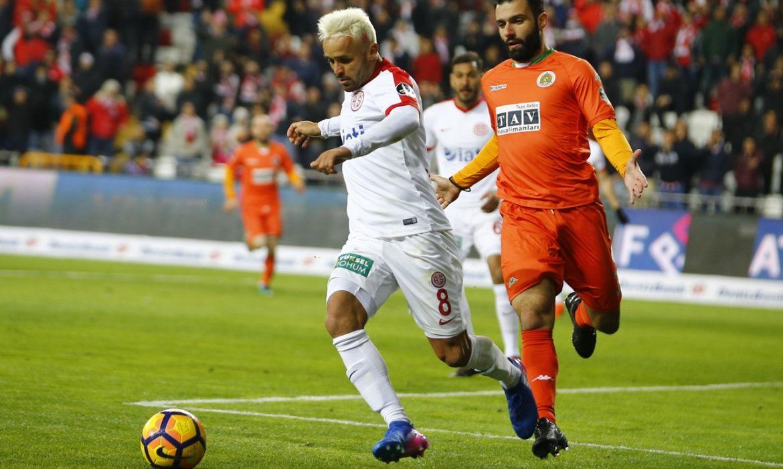 Antalyaspor, Alanyaspor ile karşılacak