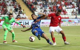 Antalyaspor – Ç. Rizespor : 2-1