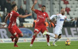 Alanyaspor, Antalyaspor'a ters geliyor