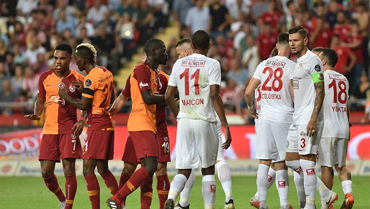 Antalyaspor'da 'Sarı' alarm!