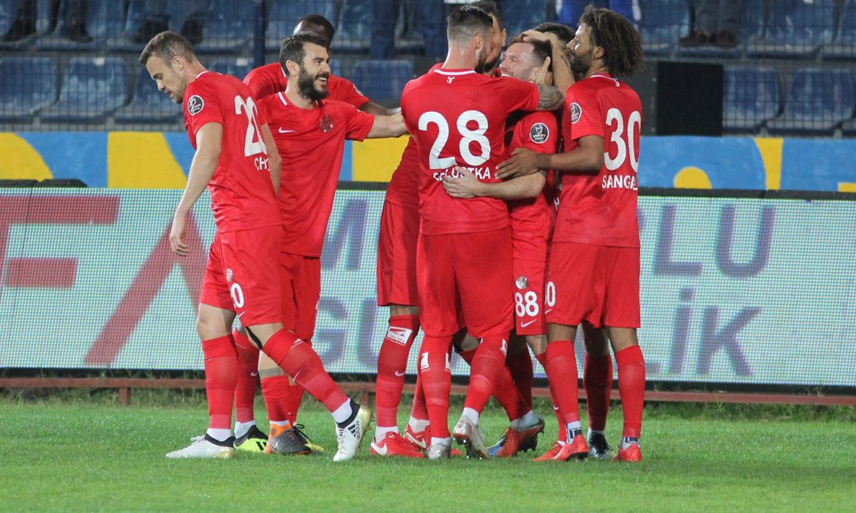 Antalyaspor'a deplasmanda yan bakılmıyor
