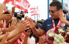 Ali Şafak Öztürk: Diğer takımlardan iyi durumdayız