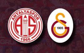 CANLI | Antalyaspor – Galatasaray