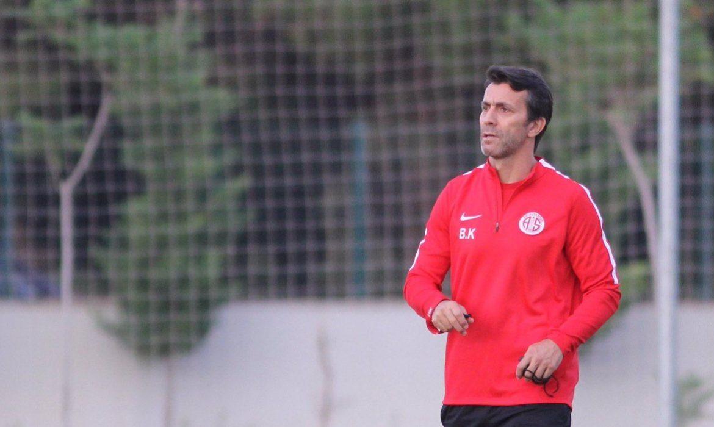 Antalyaspor'da Galatasaray maçı kadrosu belli oldu