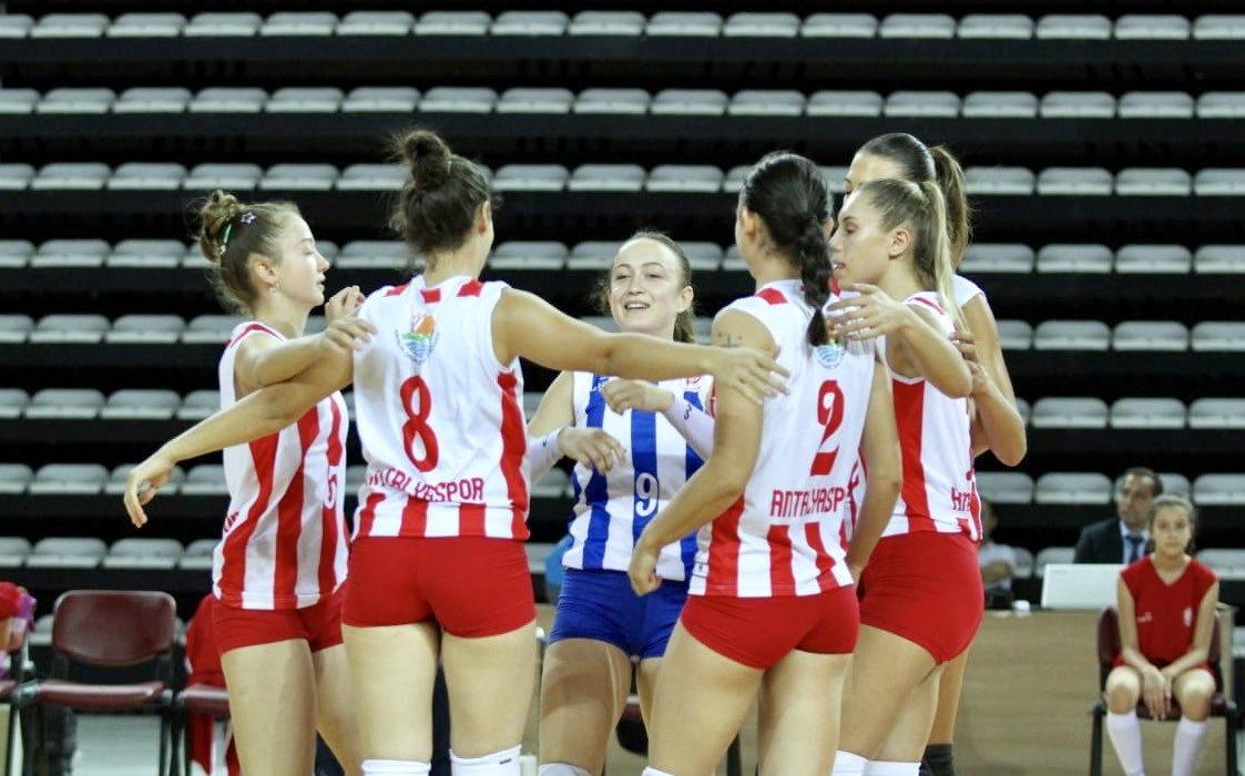 Antalyaspor filede 3'te 3 yaptı