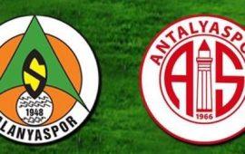 CANLI | Alanyaspor – Antalyaspor