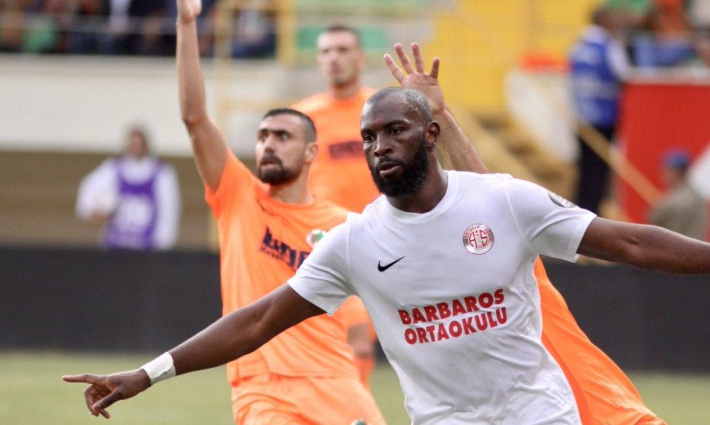 Alanyaspor 0 – 1 Antalyaspor