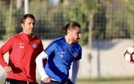Antalyaspor'da 6 isim kadroda yok