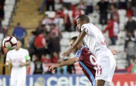 Antalyaspor 1 – 1 Trabzonspor