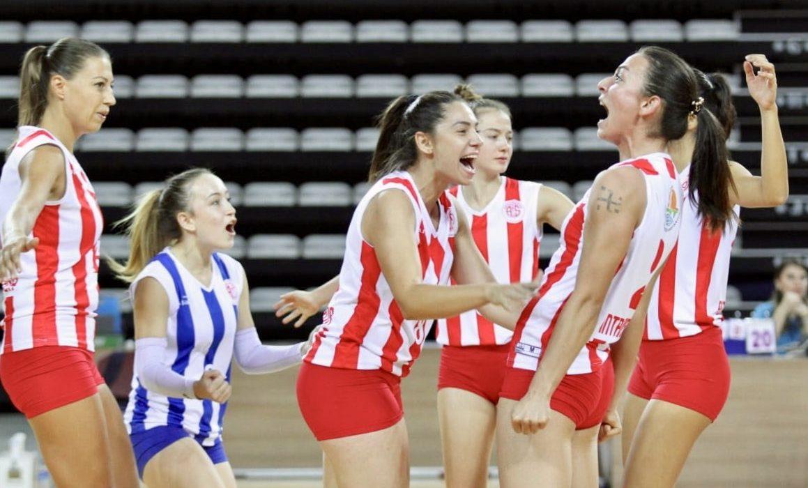 Antalyaspor, filede durdurulamıyor