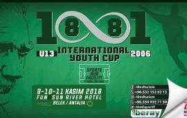 Antalyaspor'un gençleri Youth Cup'a katılacak