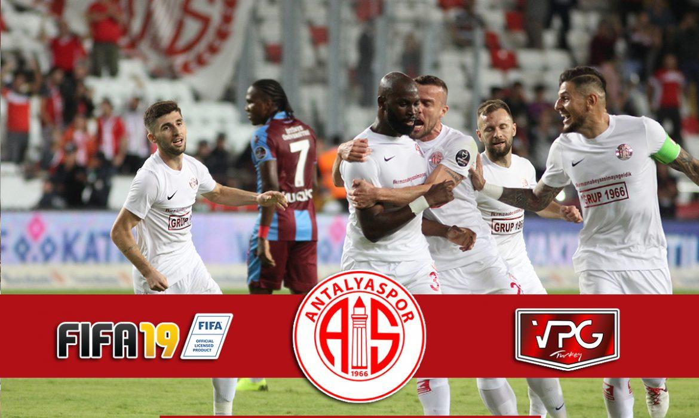 Antalyaspor, FIFA'ya adım attı