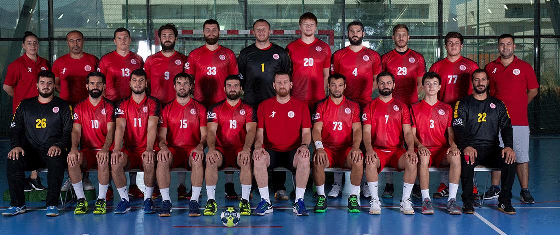 Antalyaspor Hentbol Takımı'ndan taraftara çağrı