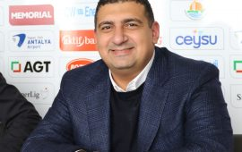 Ali Şafak Öztürk: Galatasaray'la oynadığımız karşılaşmada…
