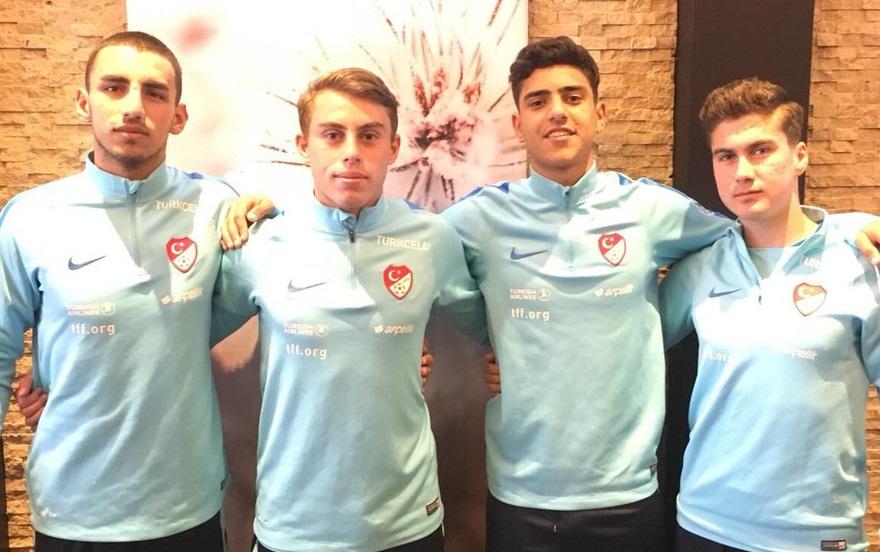 Antalyaspor'a bir milli davet daha…
