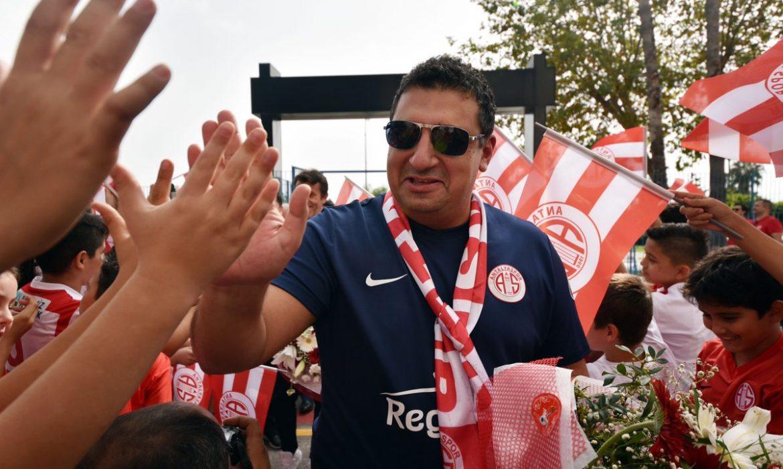 Antalyaspor, Ali Şafak Öztürk ile altın çağını yaşıyor