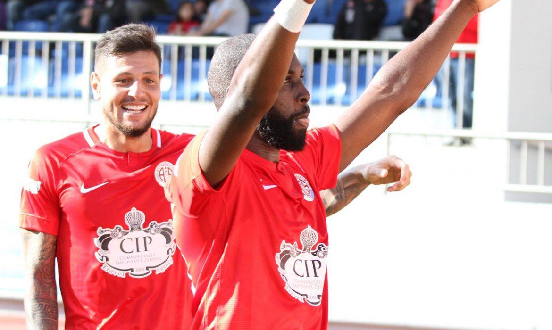 Antalyaspor, sponsor sayısında Süper Lig ikincisi