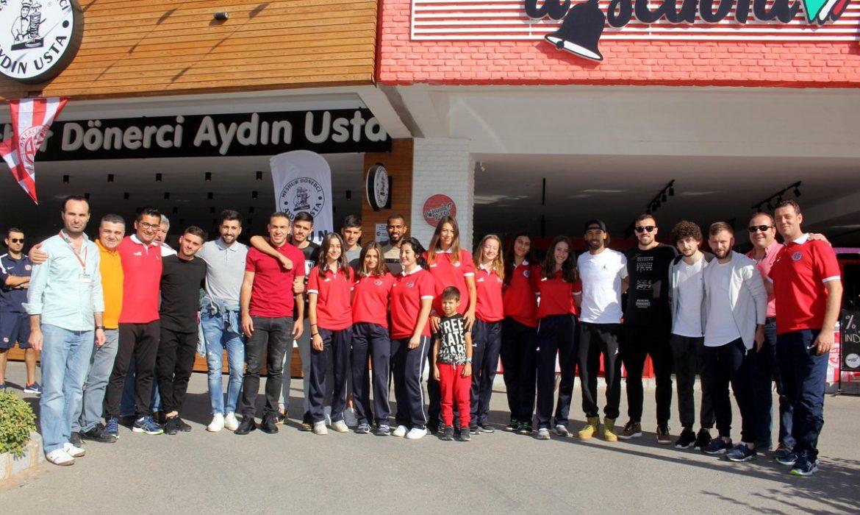 Antalyaspor'da çarşı ziyareti
