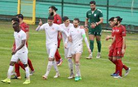 Antalyaspor 1 – 0 Afganistan Milli Takımı