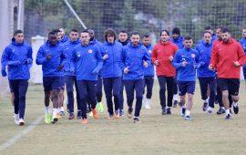 Antalyaspor'da 3 futbolcuya asker yolu göründü