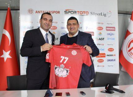 Antalyaspor Hentbol Takımı'na 2.5 milyon TL'lik sponsor!