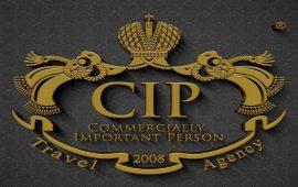Göğüs reklamında CIP Travel yer aldı