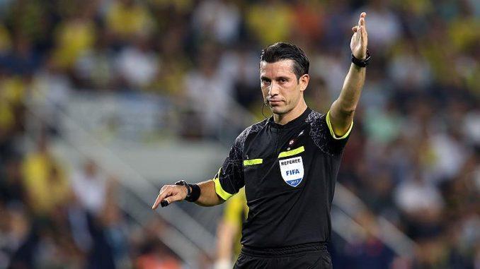 Antalyaspor – Akhisarspor maçının hakemi belli oldu