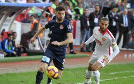 Antalyaspor'un gençleri zirve yaptı