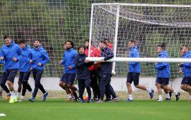 Antalyaspor'un hazırlık maçları programı belli oldu