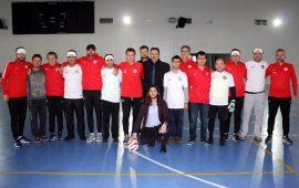 Antalyaspor'dan anlamlı karşılaşma