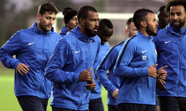 Antalyaspor'da Darıca Gençlerbirliği maçının kadrosu belli oldu