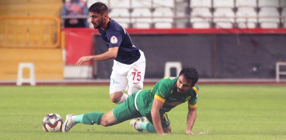 Antalyaspor 2 – 2 Darıca Gençlebirliği