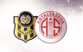 CANLI | Yeni Malatyaspor – Antalyaspor